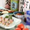五六八そば - 料理写真:日本酒に合うつまみもご準備がございます。