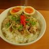 二十六代目 哲麺 - 料理写真:まかない丼