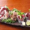 仙次郎 - 料理写真:鮮やかな盛り付けが魅力的な『刺身盛り合せ』