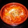 ホルモンバルヤマト - 料理写真:圧力鍋でやわらかく煮込んだ、トリッパのトマト煮込み