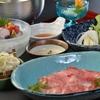 季節料理 あら珠 - 料理写真:しゃぶしゃぶコース