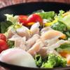 てげてげ - 料理写真:ササミの冷製入り てげてげスペシャルサラダ