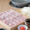 別邸 豚道泉 - 料理写真:豚肉に自信があるからこそ、豚道はシンプルなしゃぶしゃぶに拘ります。