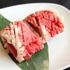 和牛焼肉ばっされ - 料理写真:牛 花咲きカルビ。匠の技と味を…
