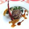 Animo - 料理写真:【Animo】のコースには欠かせない「フォアグラ」
