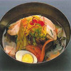 成田屋 - 料理写真:こだわり手打ち冷麺は、注文を受けてから丹精込めて作ります。