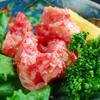 焼肉 牛義 - 料理写真:このさっぱり感がたまりません!梅ミノ