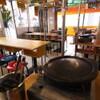 韓国屋台 豚大門市場 - 内観写真:韓国の屋台に来た気分