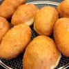スペイン石窯パン工房 メリチェル - 料理写真:当店人気ナンバー1!「牛肉たっぷりカレーパン」