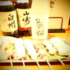 やきとり 弥七 - 料理写真:もの8種に絶品料理満載の14品コース<2500円>上司も満足!