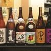 元禄鮨 - 内観写真:店主こだわりお酒は鹿児島の酒屋から厳選されたものを取り寄せております。