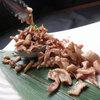高庵 TOKYO - 料理写真:こぼれ鶏皮ポン酢