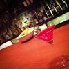 BAR Voeux - 料理写真:いちごのマティーニです。