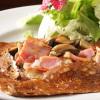 フレンチカフェレストラン 神楽坂 ル コキヤージュ - 料理写真:ガレットフォレスティエール
