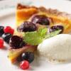 フレンチカフェレストラン 神楽坂 ル コキヤージュ - 料理写真:本日のタルト