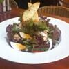 Vertigo - 料理写真:たっぷり野菜のシーザーサラダ