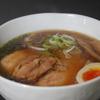 麺屋 一八 - 料理写真:しょうゆ新味。地元のたまりを使った、たまりらぁ麺