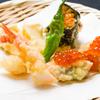 肴屋八兵衛 - 料理写真:揚げたて、アツアツの天ぷらがオススメ!