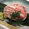 地酒と料理 高田馬場研究所 - 料理写真:能登の黄金蟹