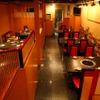 焼肉 志も川 - 内観写真:店内は暖かみのある落ち着いた空間です。