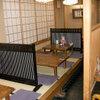 広東御料理 竹香 - 内観写真:店内1階桟敷席
