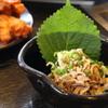 大海 - 料理写真:絶品の酢もつは300円