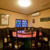 帰郷 - 内観写真:円卓を囲んで、中華パーティはいかがですか♪