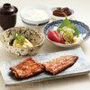 鰻萬 - 料理写真:蒲焼き定食 3990円