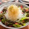 鶏扱説明所 - 料理写真:クセになる食感の楽しさ「じゃがいものパリパリサラダ」