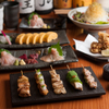 鶏扱説明所 - 料理写真:絶品の鶏料理とお酒をたっぷりと楽しむ充実の宴会を