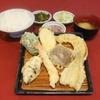 だるまの天ぷら定食 - 料理写真:ヘルシー定食