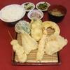 だるまの天ぷら定食 - 料理写真:ミックス定食