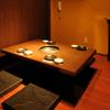 韓々 - 内観写真:スタイリッシュな店内には個室が多数あり。センスが光ります