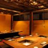 韓々 - 内観写真:会社の打ち上げや歓送迎会にも使える、宴会用の座敷もあります