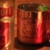 BAR CIELO - 料理写真:すりおろし生姜のモスコミュール ¥1100 3F