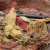 五大 - 料理写真:季節のオススメ蕎麦