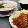 味の名門 - 料理写真:厚切りポークがたまらない!生姜焼き定食