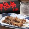 満天豚 - 料理写真:自慢のSPF豚を使い店主自らが焼く『やきとん バラ』