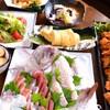 PAPA'S - 料理写真:◆新鮮なお刺身がおすすめの宴会コース♪ご宴会にピッタリです!!