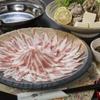 居心地屋 參 - 料理写真:◆アクが出ない鹿児島産ハイカラ豚しゃぶしゃぶ◆