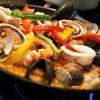 カフェアンドバーアール - 料理写真:ミックスパエリヤ。前日までにご予約お願いします!!