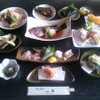和み処 真 - 料理写真:地物・波まかせ 5000円コース ※撮影時の旬の魚です(当日はその日水揚げされた魚です)