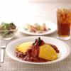 たまごカフェ - 料理写真:ランチセットイメージです。ドリンク・サラダ付。ケーキは121円で付けられます。