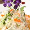 わらじや - 料理写真:アボカド・エビ・マグロのマヨサラダ