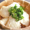 鶏のんちゃん - 料理写真:とりあえずまずはこれから!ざる豆腐