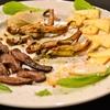 EBL - 料理写真:チーズ、かまぼこ、タン魚など、それぞれチップを変えて燻しております。当店オリジナルのスモークをぜひご賞味あれ!