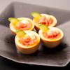 熊屋 - 料理写真:おつまみ半熟卵