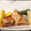 フグ料理 徳福 - 料理写真:鮮度を生かし、季節の食材と合わせた『唐揚げ』