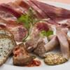 ザ・ワインバー - 料理写真:イベリコ豚の5種盛り合わせ 1680円