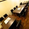 琴似バル - 内観写真:落ち着いた雰囲気のテーブル席最大18名様までご利用可能です!